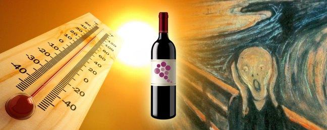 Wine Heat Damage