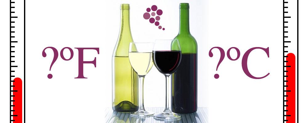 Optimal Wine Serving Temperature Wine Ponder
