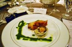 Dierberg Winemaker's Dinner Course 1