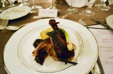 Dierberg Winemaker's Dinner Course 2