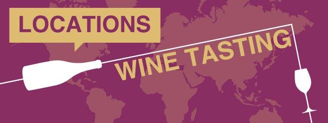 Locations Wine Tasting