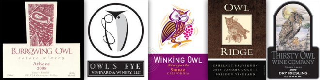 Wine With An Animal In The Name – Owl