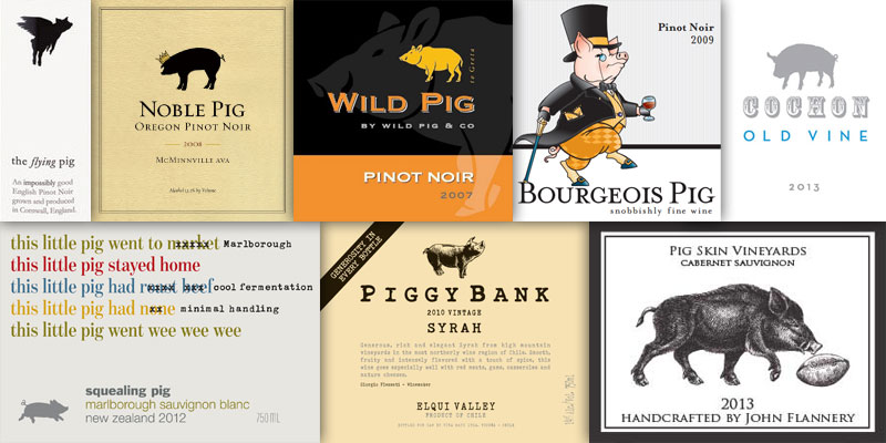 Wine With An Animal In The Name - Wine Ponder