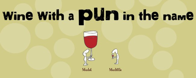 Wine With A Pun In The Name