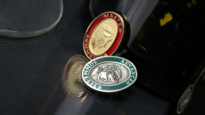 Master Sommelier Pins