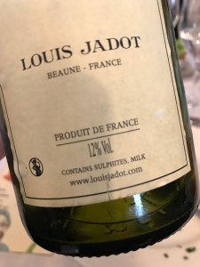 Fining Agents / Louis Jadot Label