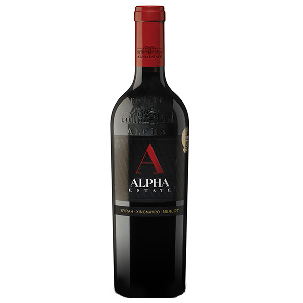 Alpha Red, Alpha Estate