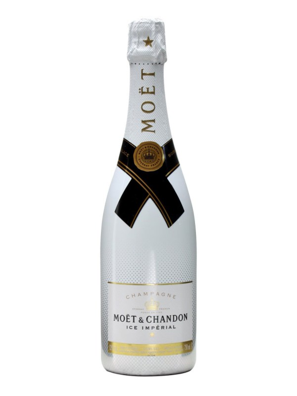 Champagne Moet Chandon Ice