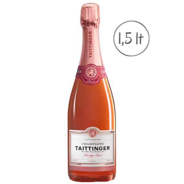 Champagne Taittinger Rose Magnum