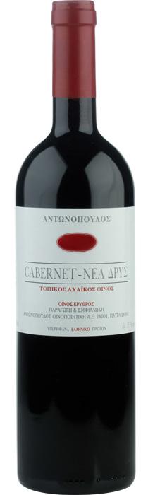 NEA DRIS CABERNET, ANTONOPOULOS VINEYARDS