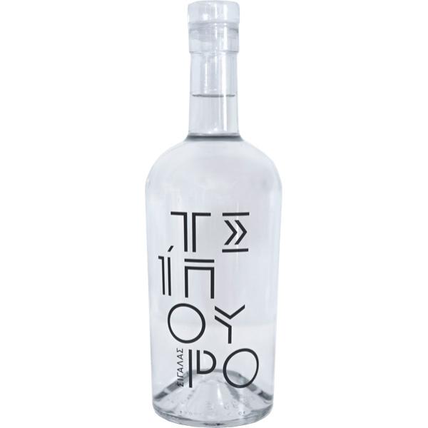 Tsipouro Assyrtiko-Mavrotragano, Domaine Sigalas