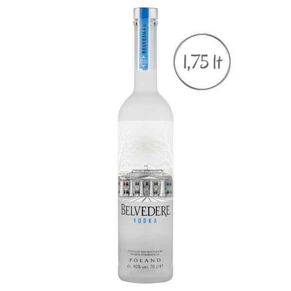 Vodka Belvedere Pure Magnum 1,75Lt