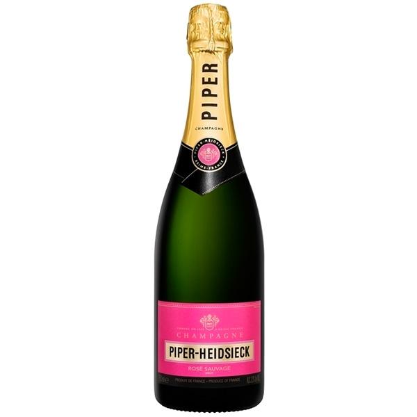 Champagne Piper Heidsieck Rose