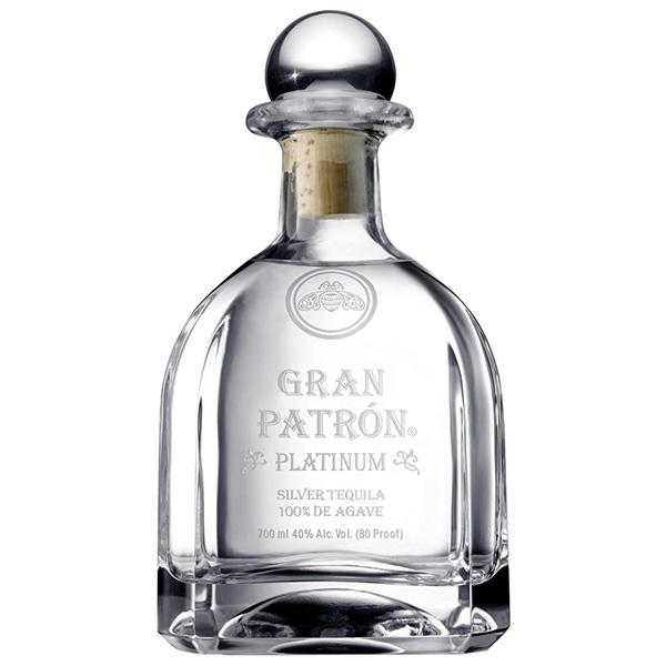 Tequila Patron Grand Platinum
