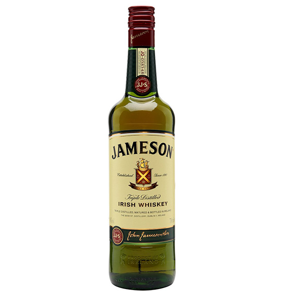 Whisky Jameson Irish