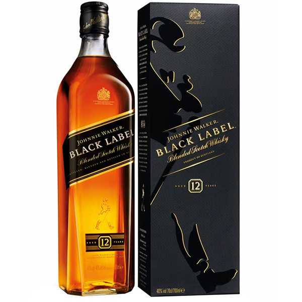 Whisky Johnnie Walker Black Label
