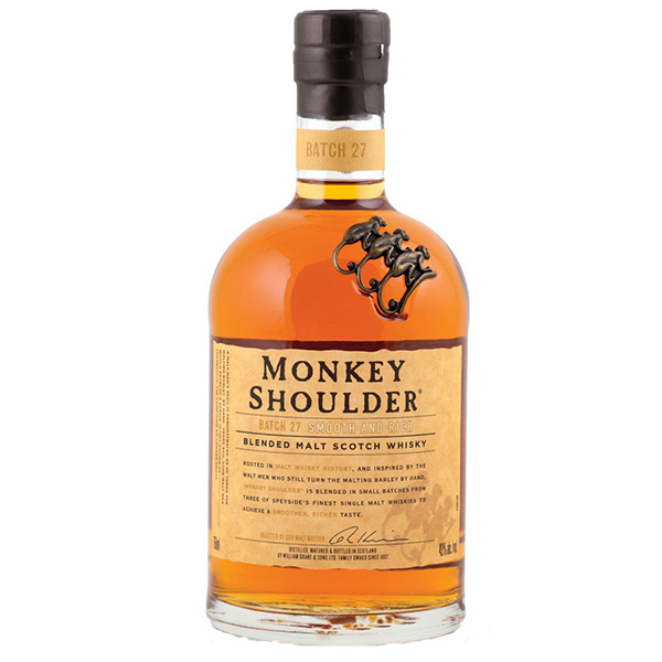 Whisky Monkey Shoulder Blended Malt