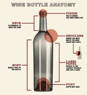 Why Do Wines Come In Different Shaped Wine Bottles