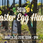 2016 Easter Egg Hunt at Napa Valley Wineries & Sonoma