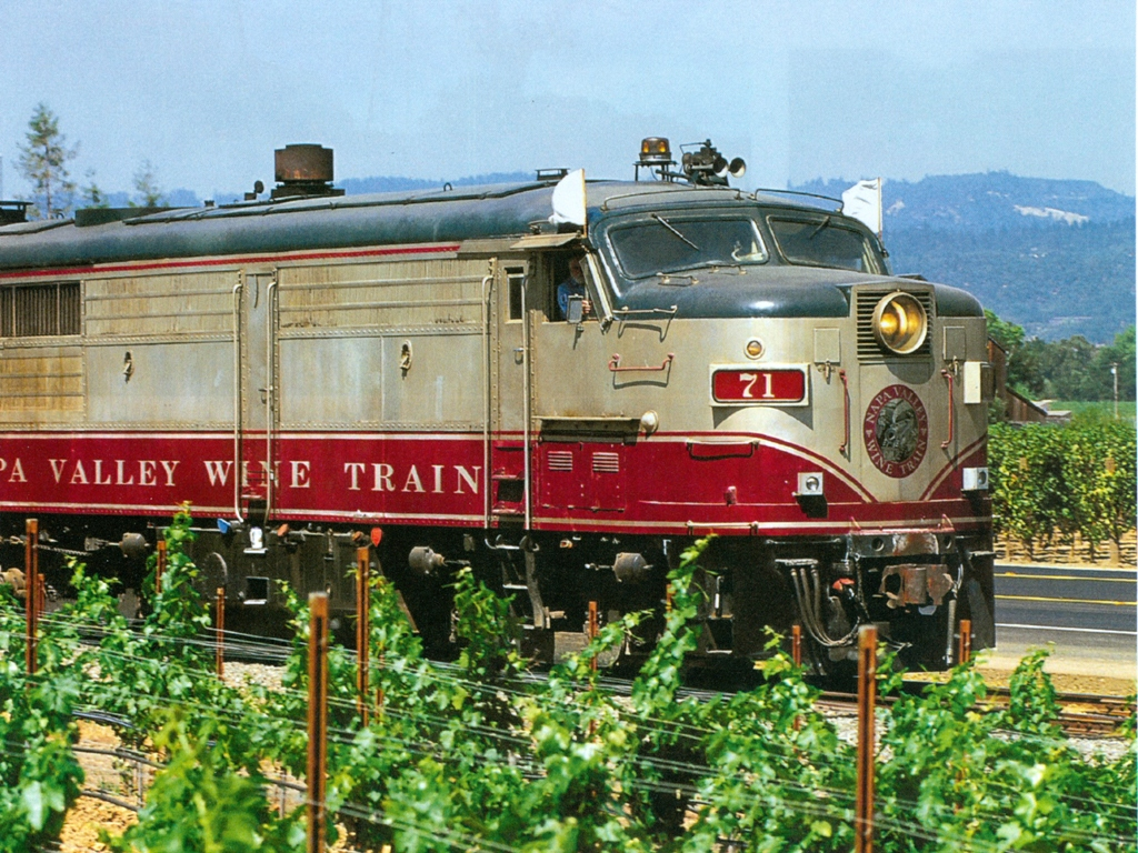 Napa Valley Wine Train announces new service stopping at 4 wineries