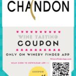 Domaine Chandon Winery Coupon – 2017 FREE WINE TASTING COUPON!