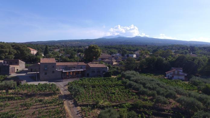 Cantina e Wine relais Tenute di Fessina