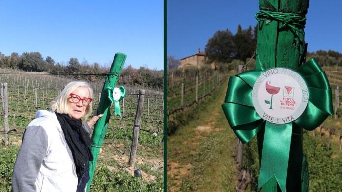 Donatella Cinelli Colombini vite e vita winerytastingsicily