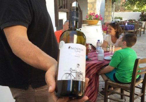 Greek Wine Kaleidoscope