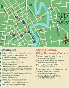 City of napa venue map also travel guide downtown dining renaissance features news rh winespectator