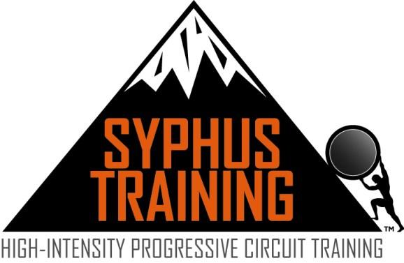 syphus training logo hardestworkout