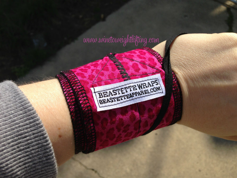 Beastette Crossfit Wrist Wraps: Product Review and ...