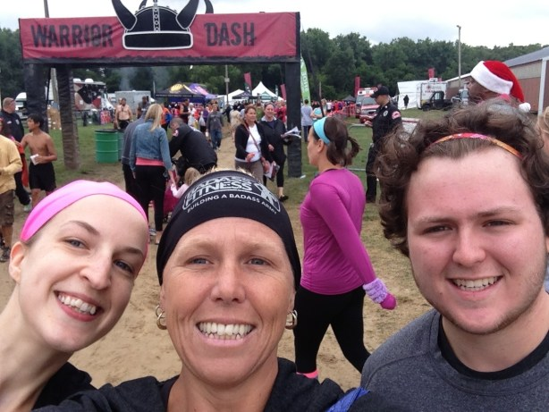 warrior dash michigan 2013 before picture