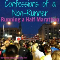 Confessions of a Non-Runner: Running a Half-Marathon
