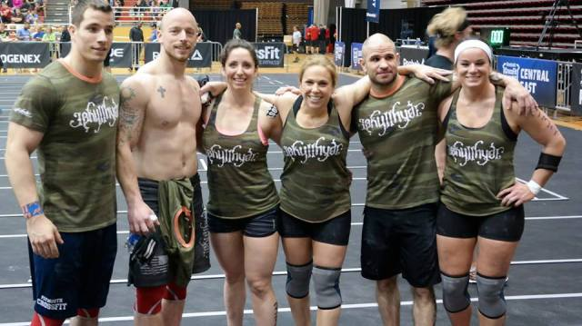 plymouth crossfit central east regionals jekyllhyde