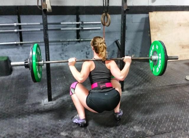 pause back squat 130