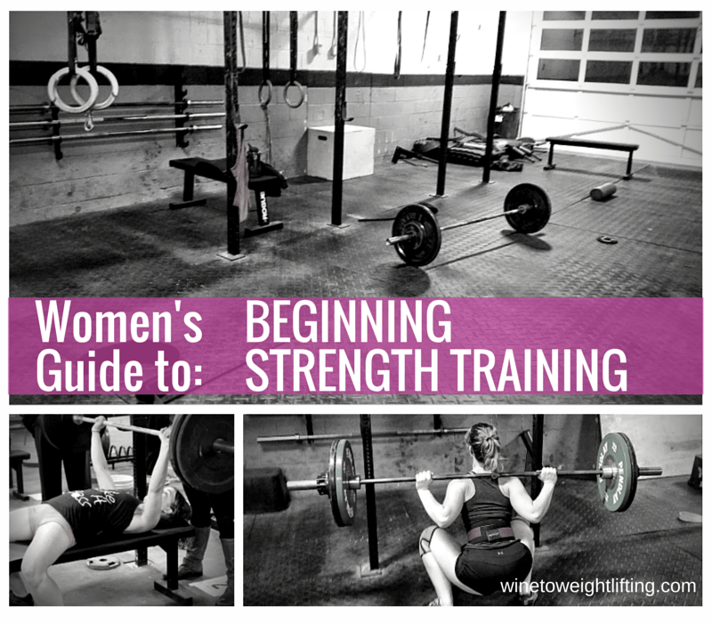 Beginning Strength Training for Women