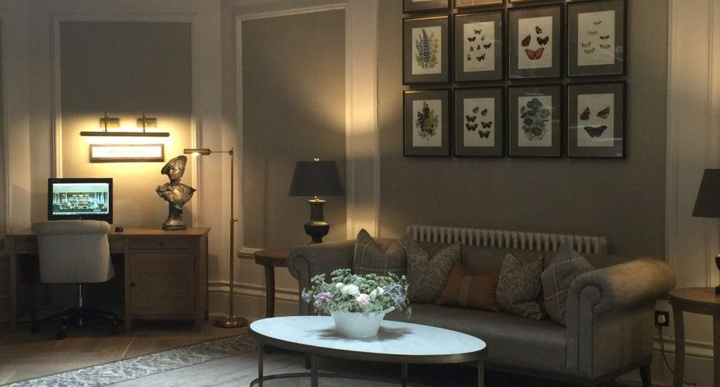 Royal York Hotel Lounge