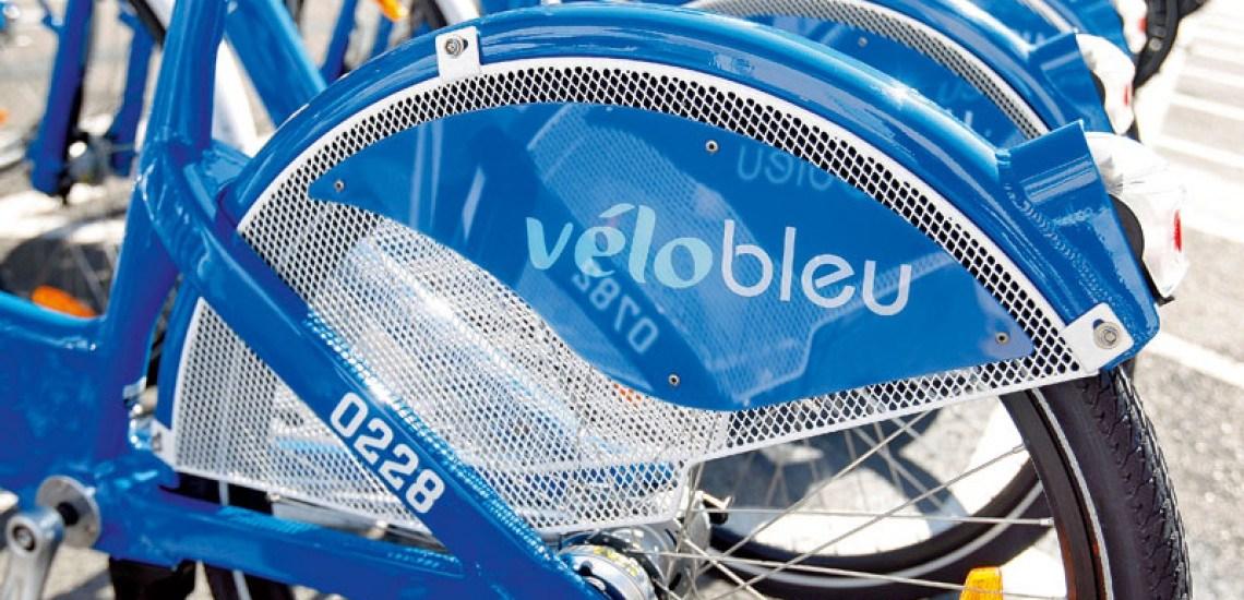 Velo Bleu, Nice