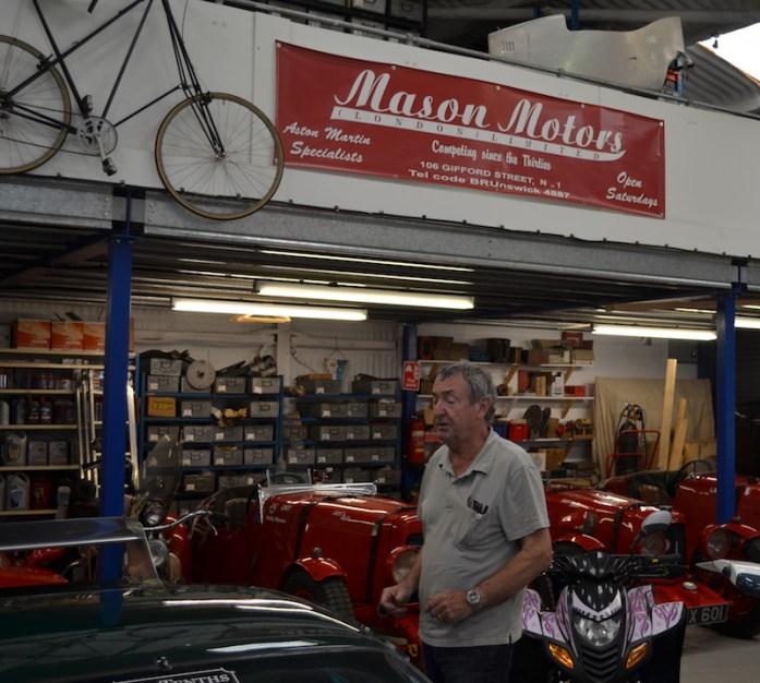 'Mason Motors'