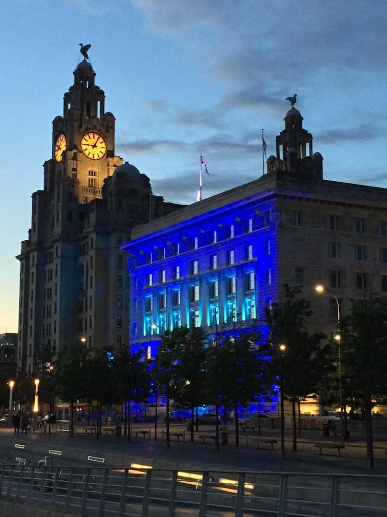 The Three Graces Liverpool