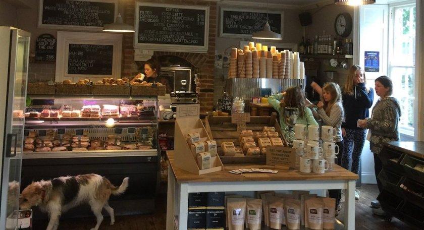 Pilgrims Coffee Shop