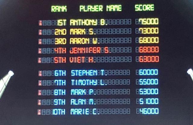 Ready Player One SXSW Scoreboard