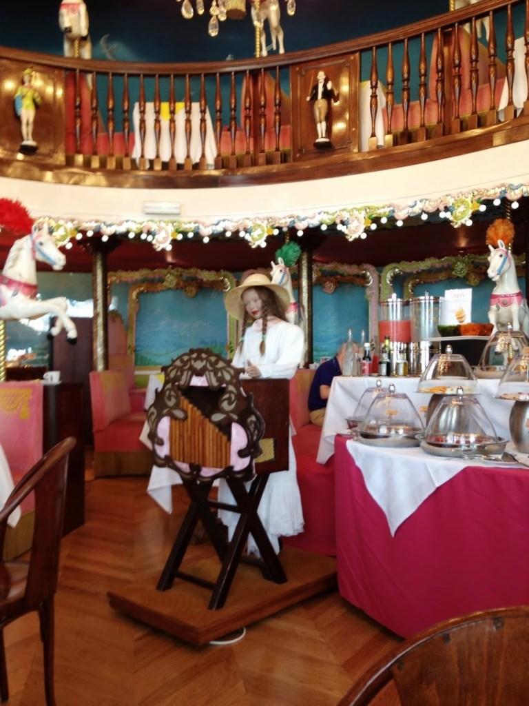 Negresco Carousel