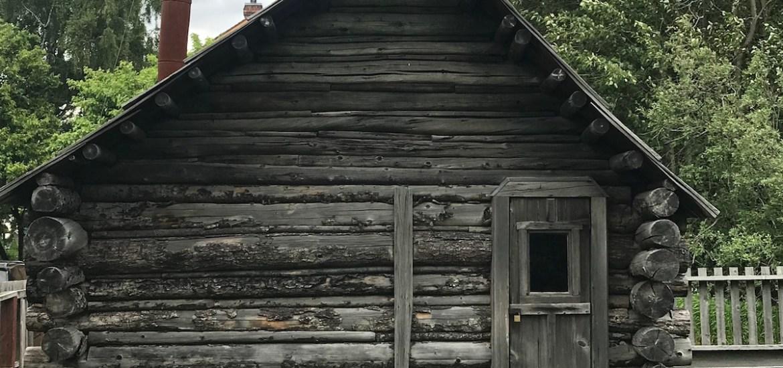 The Moore Homestead Skagway