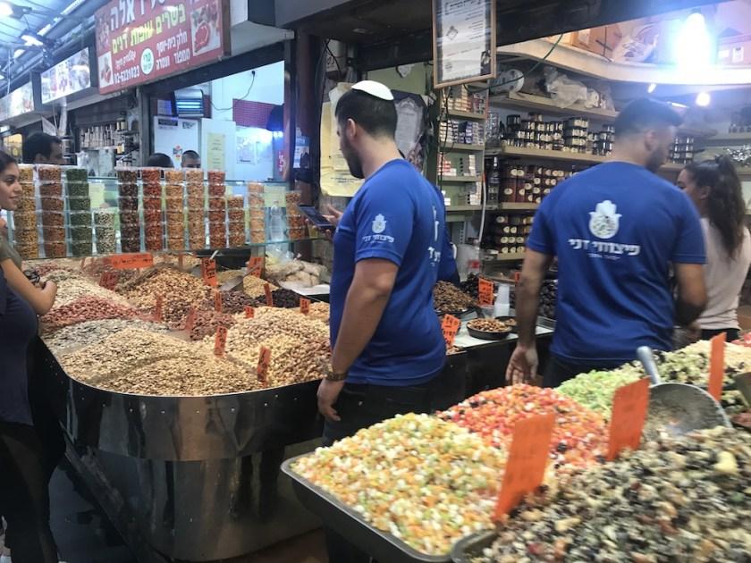 Mahane Yehuda Market Tea