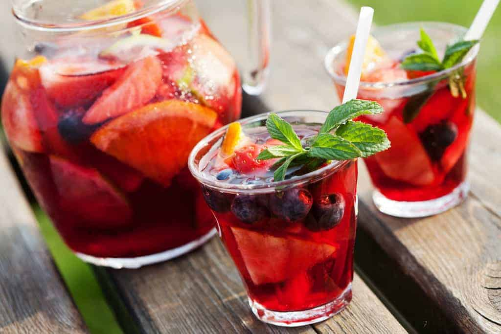 10 Best Red Wine Sangria Recipes