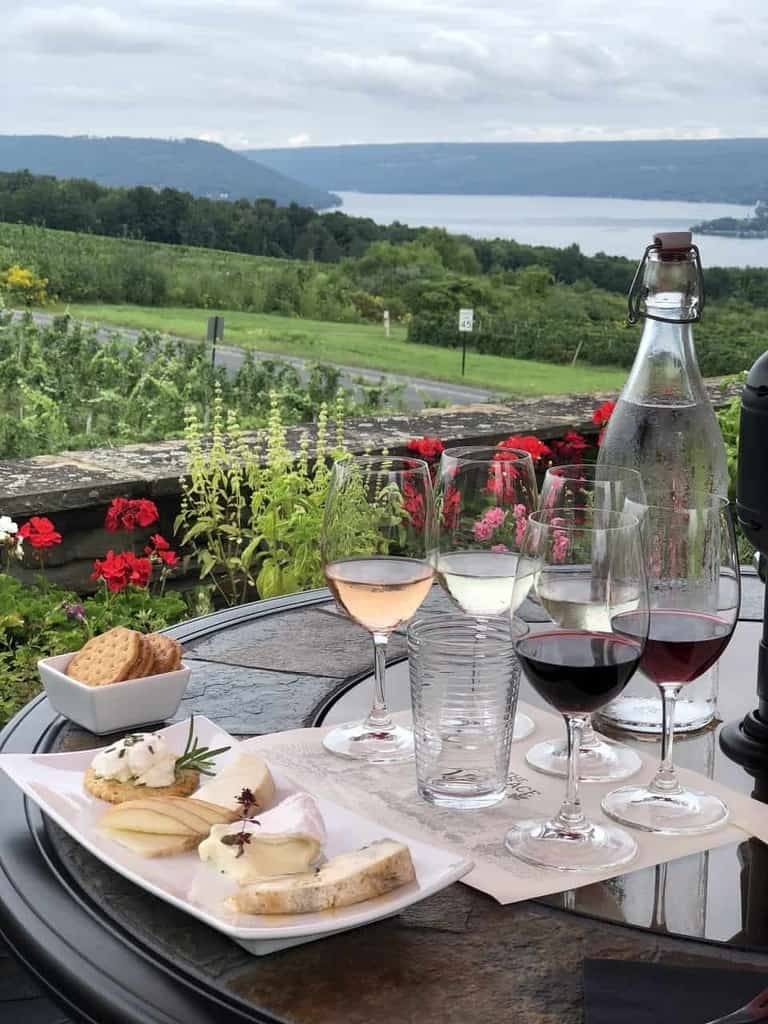3 Historic Wineries To Visit on Keuka Lake