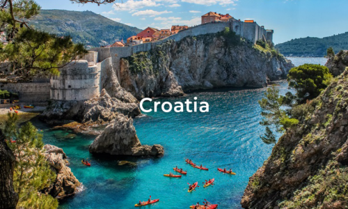 Croatia Itineraries and Travel Ideas