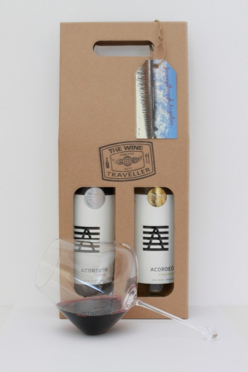 Argentinian Discovery & Glass Gift Pack