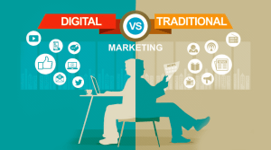 Digital Marketing VS Traditional Marketing, Mana yang Lebih Baik?